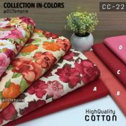 Kain English Cotton (CC-22, 23, 24)