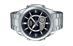 Casio World Time 10 Year Battery Watch AMW-810D-1A