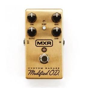 Jim Dunlop M77 M-77 MXR Custom Badass Modified