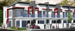 [new] Double storey 20x70 seremban south