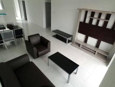 Scott Tower Apartment Can Full Loan, Larkin, Full Furnish