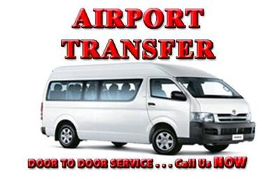 Airport Transfer Door to Door Service