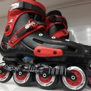 Rollerblade branded RED BLACK adults and kids OFFE