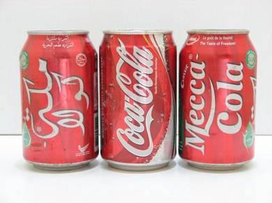 Meeca Cola Coke Coca-Cola Can