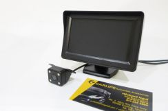 4.3 Monitor & Night Vision LED Camera Set Offer