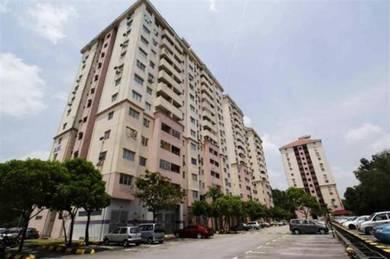 Freehold,F/Furnished Sri Teratai Apartment Puchong Jaya Bandar Kinrara