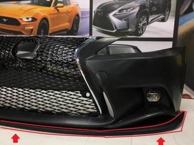 Lexus Is250 F Sport Front Bumper Lip PP