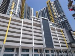 Balakong Silk Sky Service Apartment For Rent
