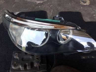Head lamp e60 xenon RH