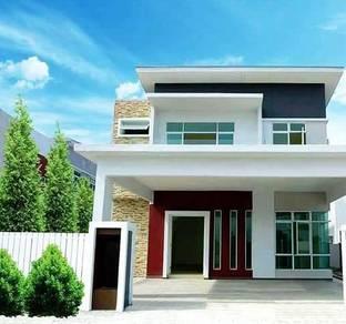 24x65 2 Storey Terrace House Banting Town [Last RM 80k Rebate]