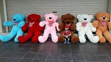 Teddy bear hadiah besar 160cm