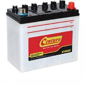 Car Battery Century Myvi, Viva, Kancil, H City
