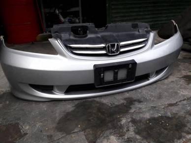 Honda Es3 Facelift Bumper complete Grill
