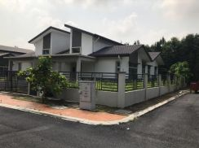 [0 Deposit] [Full loan] 40 x 79 Semi D Corner Lot Baru, SS29 Shah Alam