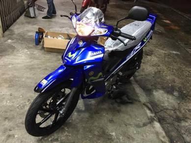 Yamaha 125z Movistar Edition