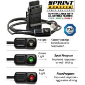 Sprint Booster V2 Power Converter VW/PORS/BENTLEY