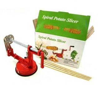 Spiral Potato Slicer Mesin Kentang (15)