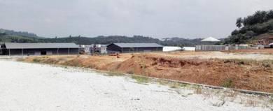 Industrial land. Kuang. Sg Buloh