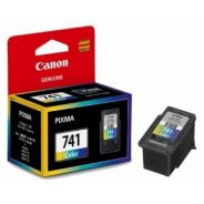 Canon empty CL741 colour cash back