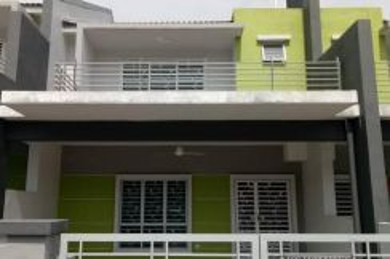 Double-Storey Terrace, Taman Zaitun Indah, Ampangan, Seremban