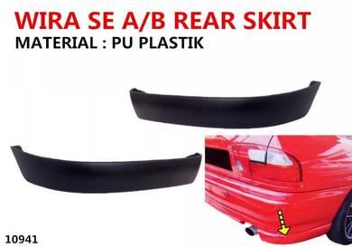 PROTON WIRA SE A/B AEROBACK Rear Skirt PU SET