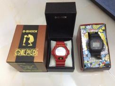 G-shock dw5600 & dw6900 japan