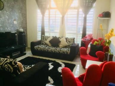 Fully Furnished Apartment Presint 6 Putrajaya For Rent