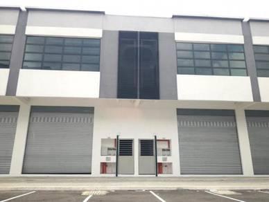 Sentral 27 Shah Alam Brand New 2 Storey Link Factory