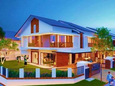 (FREE ALL, 22x80) Located between PUCHONG, BANGI, CYBERJAYA, FREEHOLD
