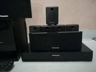 Panasonic Dvd home theater system