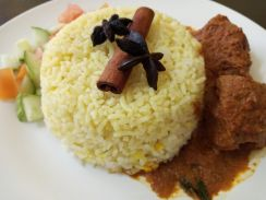Set Nasi Ganja Ayam Palembang, home food delivery