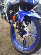 YAMAHA LC Y15ZR Front Rear OE Disc
