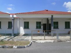 Single Storey Terrace, Bandar Baru Putra Heights, Perlis -Direct owner