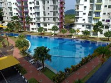 Treetops Residence, 3 bedrooms Condo, Ipoh, Perak