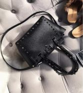 Fashion rivet handbag