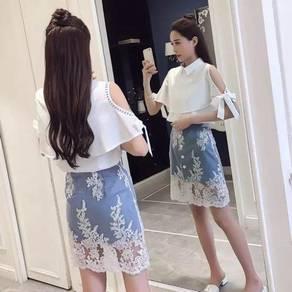 Brand new korean fashion set