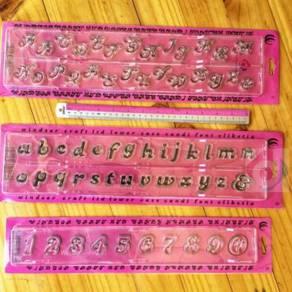 Windsor Crafts Candy Font Full Set Clikstix