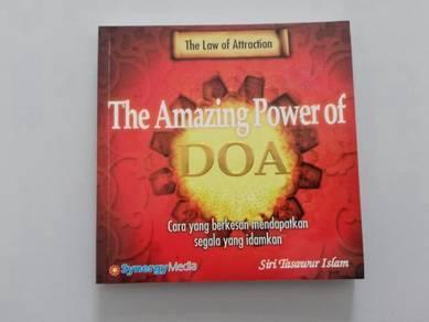 Buku The Amazing Power Of Doa