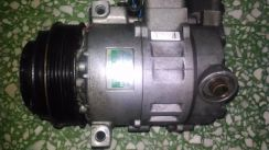 Air cond compressor mercedes benz C&E class