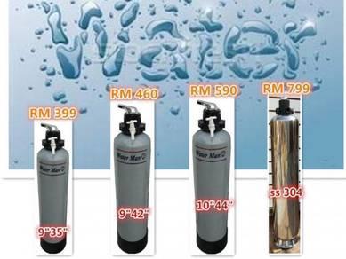 Water Filter / Penapis Air SIAP PASANG t3d