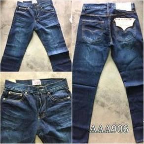 DRTS334 Ready stok jeans levisAAA