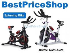 BPS Cycling Bike Spinning Bicycle Gym FIt QMK-1026