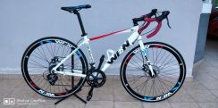 Basikal Totem Winn Elegance Road Bicycle