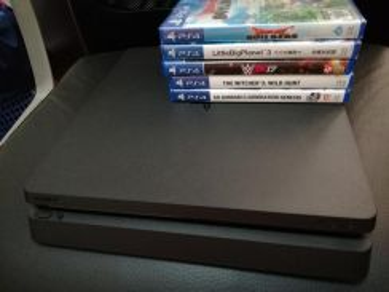 Playstation 4 Slim 500gb (2nd hand)