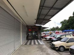 Shoplot for sell at Kuching city mall