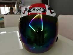 KYT Honda One Heart