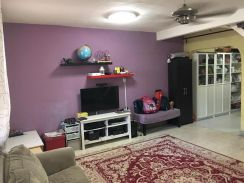 Double Storey Fully Renovated in Taman Melawati For Sales
