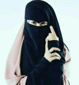 Jubah & niqab v