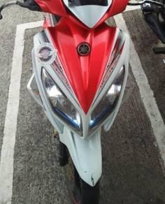 2016 Yamaha nouva lc