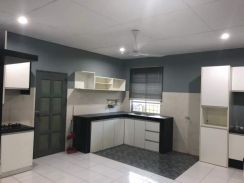 Fully renovated and extended Double Storey for Sale, Matang